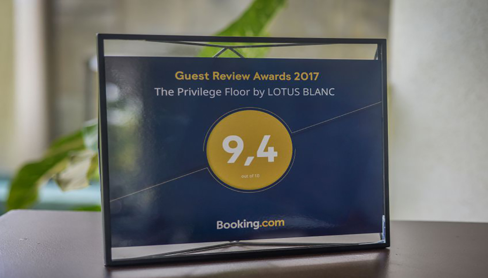 Outstanding Hotels in Siem Reap Received Booking.com Award