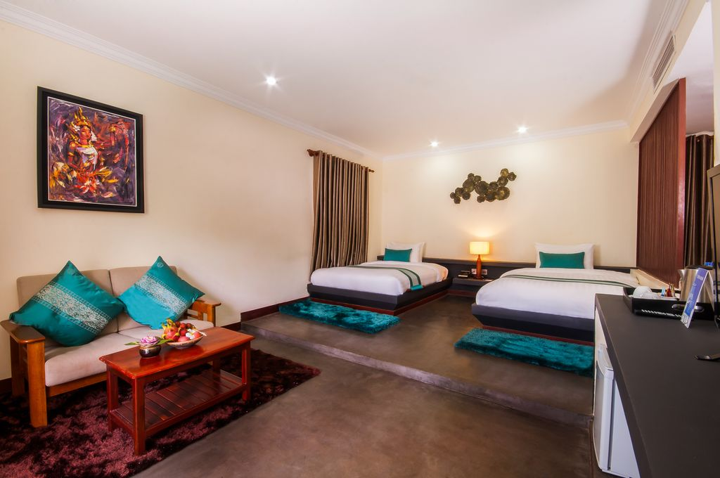 Cabana twin room