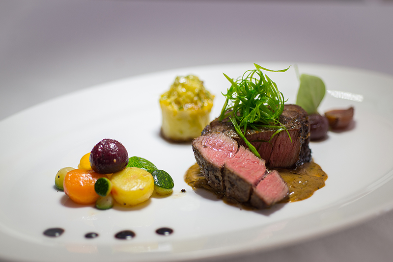 Medallion of Beef Tenderloin