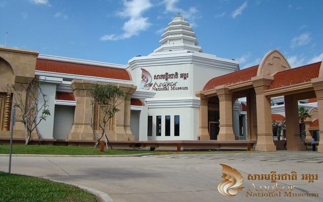 Angkor National Museum