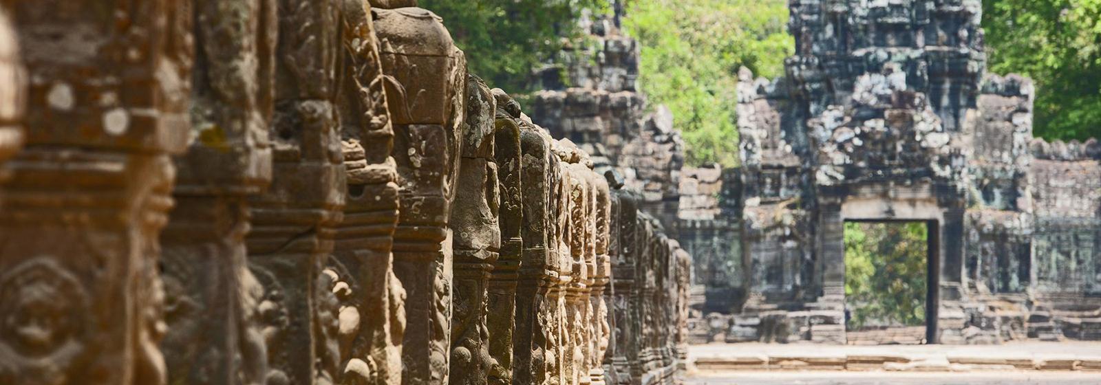 探索柬埔寨的財富遺產和文化